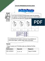 Guía Aprendizaje Matemática 2º Básico