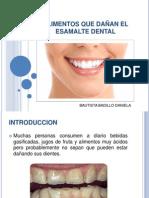 Alimentos Que Dañan El Esamalte Dental