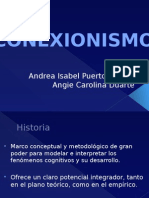 CONEXIONISMO 3do