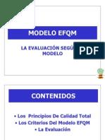 Calidad Calidad Total Y Modelo Efqm