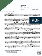 Blauth Sonata Viola e Piano