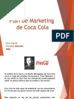 Plan de Marketing-Coca Cola
