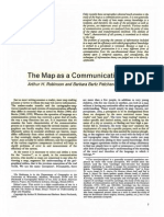 Maps as Communication
