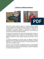 Pruebas y Monitoreo de Máquinas Rotatorias