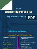 Historia de La TGS