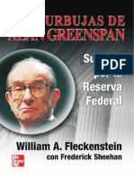 Las Burbujas de Alan Greenspan - William a. Fleckenstein