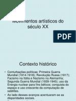 14 - Expressionismo, Fauvismo, Cubismo e Abstracionismo