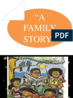 A FAMILY STORY! - MINI PROJECT PT 11.ppt