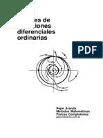 Ecuaciones Diferenciales Ordinarias - Pepe Aranda