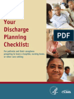 Discart Planing