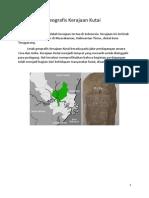 BAB 1 Letak Geografis Kerajaan Kutai