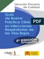 Guia Infecciones Respiratorias Vias Bajas 2 Edicion