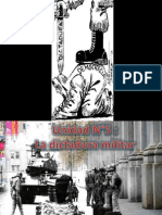 1. Presentación y Contexto de La Dictadura Militar