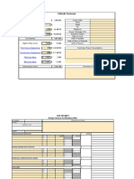 Estimating Template