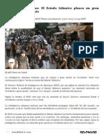 Inteligencia Alemana_ El Estado Islámico Planea Un Gran Atentado en Occidente – RT