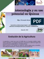BIOTECNOLOGIA EN QUINUA.pptx
