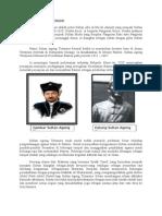 Sejarah Sultan Ageng Tirtayasa