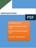 14va sesion, macroentorno