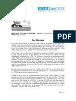 336. Tax Blunders ICN 3.15.12