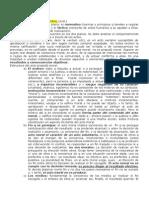 Estructura Del Acto Moral.resumen Propio.