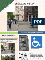 Arq Aula Acessibilidade Urbana Soluções Em Arquitetura