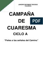 Cuaresma Ciclo A