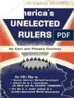 America's Unelected Rulers by Kent and Phoebe Courtney (1962)