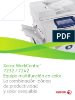 Xerox WorkCentre 7232-7242
