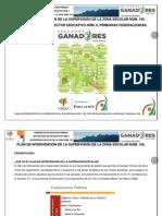 Plan de Intervención. Zona Esc. Núm. 135. Ciclo Esc. 2014-2015.
