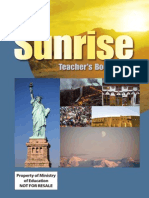 Sunrise TB12  English