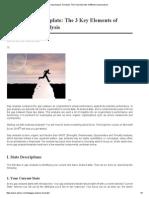 Gap Analysis Template_ the 3 Key Elements of Effective Gap Analysis