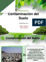 Contaminacion Ambiental Del Peru