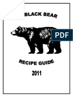 Bear Recipeguide