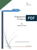 c Sharp Programming
