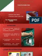 2. Obtencion, Fraccionamiento y Conservacion de La Sangre.