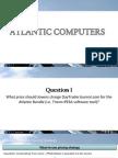 Atlantic Computer Analysis