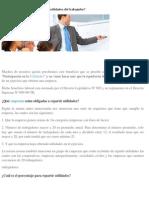 Cómo Calcular La Participación de Utilidades Del Trabajador