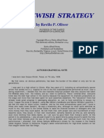 Revilo P. Oliver - The Jewish Strategy