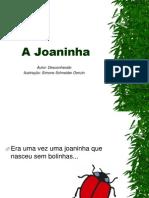 A Joaninha.ppt