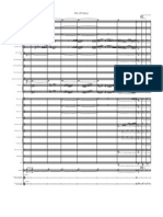 Rite of Fantasy Band - Score and Parts