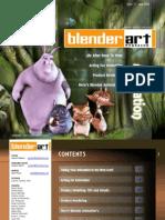 Blender Art - 15 - March 2008