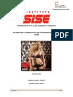 Distribucion  de Lenceria Erotica Para Mujer