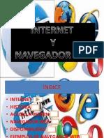 Internet y Navegador Web