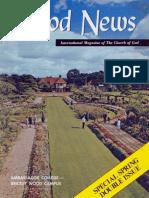 Good News 1971 (Vol XX No 01) Jan-Apr