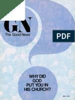 Good News 1974 (Prelim No 05) May