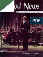 Good News 1972 (Vol XXI No 07) Nov-Dec