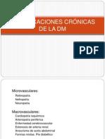 Complicaciones Cr+¦nicas de la Diabetes Mellitus 2013