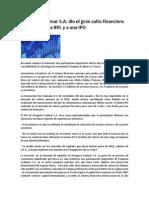 Noticia de Pesquera Exalmar S