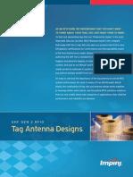 TA BR IPJ Tag Antenna Brochure 20080909 R1