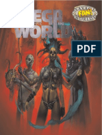 Savage Worlds Omega World w CS